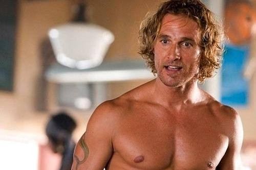 McConaughey Butt Shape. | Posts by Ryan Samuels | Bloglovin